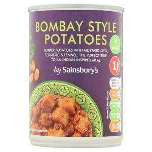 Sainsbury's Bombay Potatoes 400g
