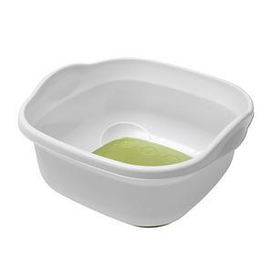 Addis Wave Kitchen Bowl White