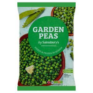 Sainsbury's Garden Peas 1.8kg