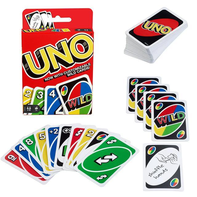 Uno Card Game Sainsbury S