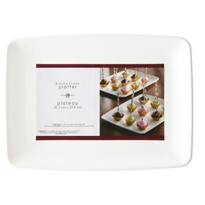 Amscan Canap� Serving Platter Rectangle Small