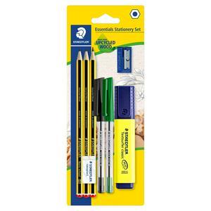 Staedtler Essentials Stationery Set Yellow