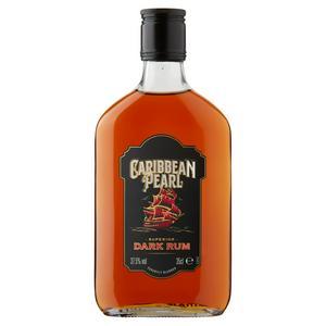 Caribbean Pearl Dark Rum 35cl
