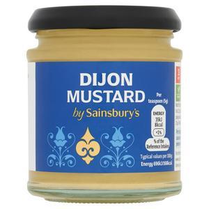 Sainsbury's Dijon Mustard 185g