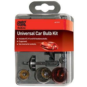 Bluecol Universal Car Bulb Kit