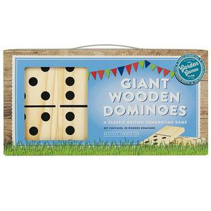 Great Garden Games Co. Giant Dominoes