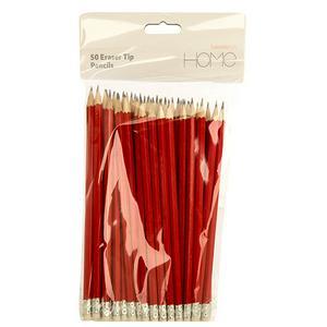Sainsbury's Home 50 Pack Pencils