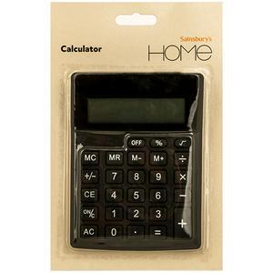 Sainsbury's Home Desktop Calculator