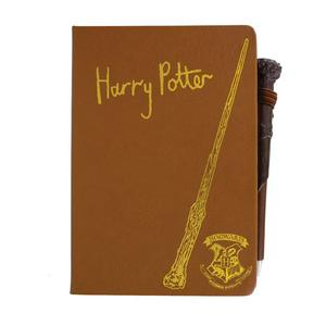 Harry Potter Notebook With Wand Pen Sainsbury S