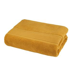 Habitat Supersoft Mustard Hand Towel