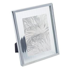 Sainsbury's Home Palm Luxe Mirrored Photo Frame 4x6
