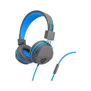 JLab Jbuddies Kids Wired Headphones Grey/Blue