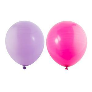 Sainsbury's Home Mixed Pink Balloons 10Pk