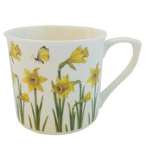 British Museum Spring Daffodils Palace Mug