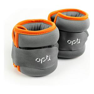 Opti Wrist Ankle Weights 2x1Kg