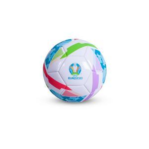 Euro Size 5 Reflex Football White