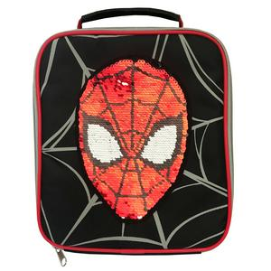 Spider-Man Iconic Sequin Lunch Bag