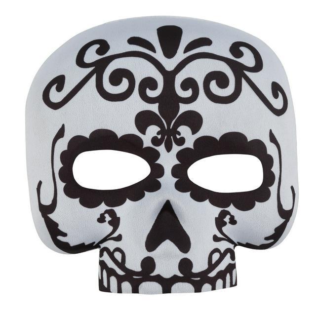 Sainsbury S Home Halloween Day Of The Dead Mask Sainsbury S