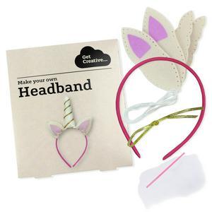 Get Creative Make Your Own Unicorn Headband
