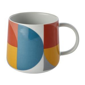 Habitat Block Colour Mug