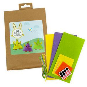 Make Your Own Juggling Bean Bag Chicks