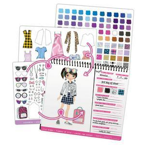 Fashion Angel Fashion Sticker Stylist