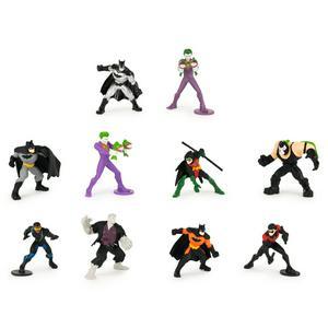 Dc Batman Mini Figures