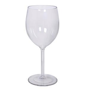 Sainsbury's Home Reusable Plastic Wine Glass