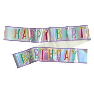 Wonder! Happy Birthday Banner