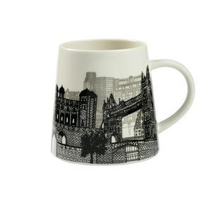 Habitat London Skyline Mug