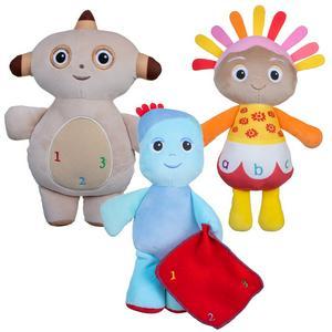 In The Night Garden Super Squashy Soft Toys