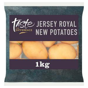 Sainsbury's Jersey Royal New Potatoes, Taste the Difference 1kg