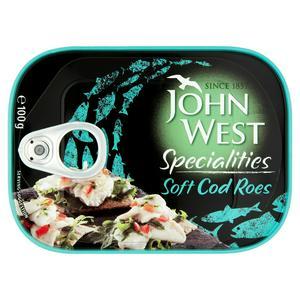 John West Soft Cod Roe 100g