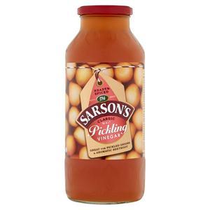 Sarson's Ready Spiced Pickling Vinegar 1.14L