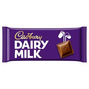Cadbury Dairy Milk Chocolate Bar 200g