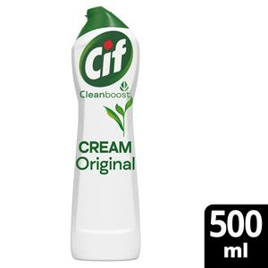 SAINSBURYS > Household > Cif Cream, Original 500ml