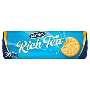 McVitie's Rich Tea Biscuits 300g