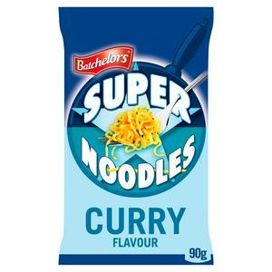 Batchelors Super Noodles, Curry 90g