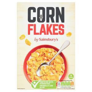 Sainsbury's Cornflakes Cereal 500g