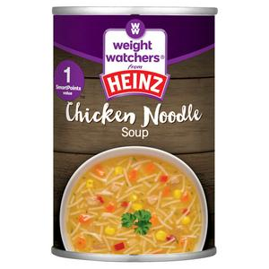 Weight Watchers from Heinz Chicken Noodle Soup 295g