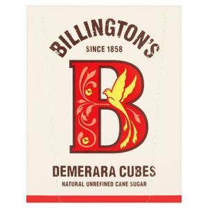 Billington's Demerara Sugar Cubes 500g