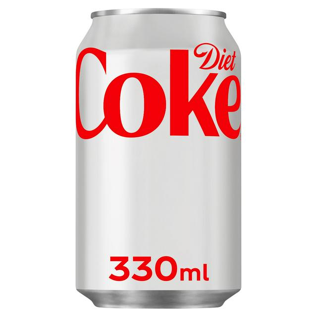 how many in diet coke