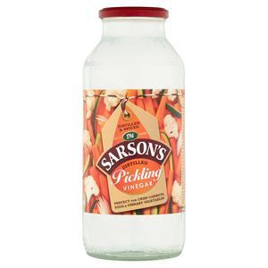 Sarson's Distilled & Spiced Pickling Vinegar 1.14L