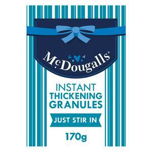 McDougalls Instant Thickening Granules 170g