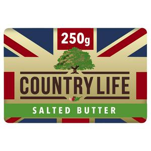 Country Life British Salted Butter 250g