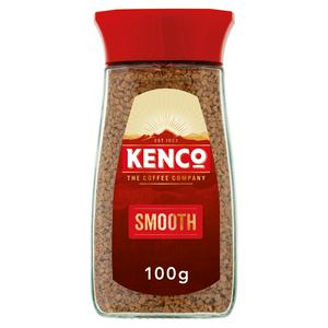 Kenco Smooth Instant Coffee 100g
