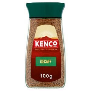 Kenco Decaff Instant Coffee 100g