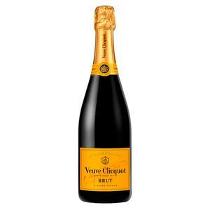 Veuve Clicquot Yellow Label Brut Non Vintage Champagne 75cl