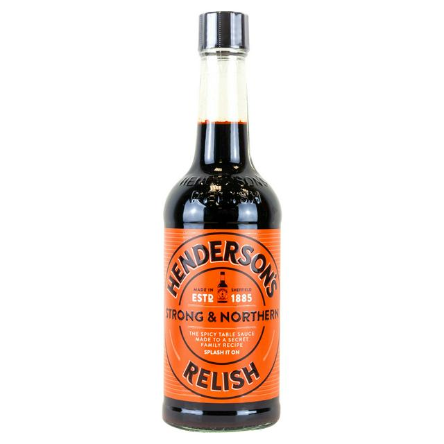 Henderson S Relish 284ml Sainsbury S