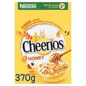 Nestle Cheerios Honey Cereal 375g